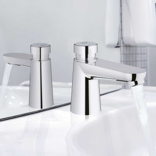 Robinets lavabos & vasques Grohe Euroeco