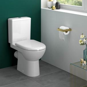 Pack wc au sol Prima 6 Rimfree blanc par Geberit