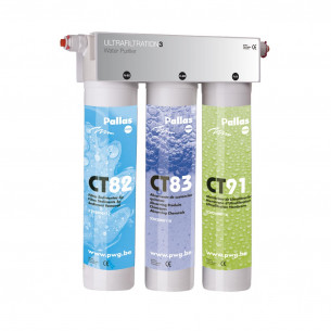 Purificateur d'eau CT Trio CR2J