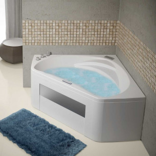 baignoire balneo mix color grandform