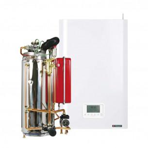 Chaudière murale gaz HYDROMOTRIX Condensation 20 kW