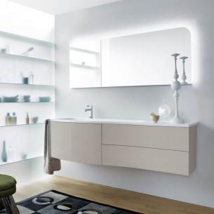 Mobilier de salle de bains Burgbad Sinéa