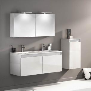 Meuble salle de bain D Motion L 120 cm