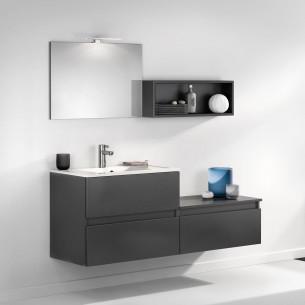 meubles de salle de bains Delpha collection D-motion modèle L160