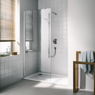 Paroi de douche Walk-in-shower Series CC TWF