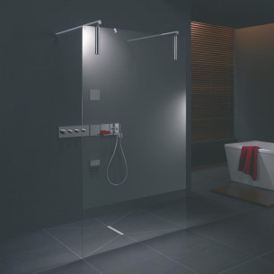 Paroi de douche Walk-in-shower XS FW1