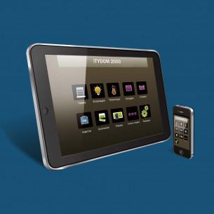 Régulateur d'ambiance & thermostat Tydom 2000