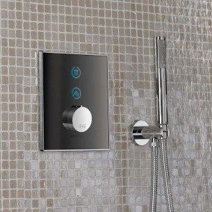 Ensemble de douche thermostatique Electrobox THG