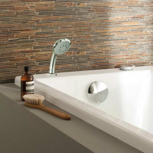 Robinet pour baignoire Kit complet pour baignoire Comodo
