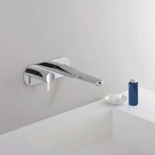 Robinet lavabo & vasque Mitigeur lavabo mural Beak