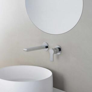Robinet lavabo & vasque Lavabo mural Delta