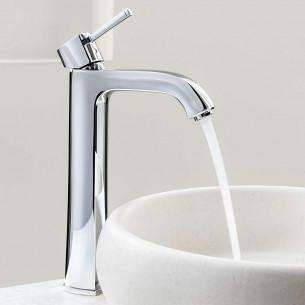 Robinet lavabo & vasque Grandera rehaussé