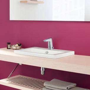 Robinet lavabo & vasque Hansalano