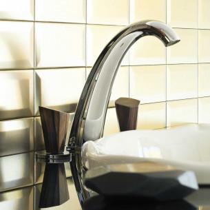 Robinet lavabo & vasque Excellence Ebène