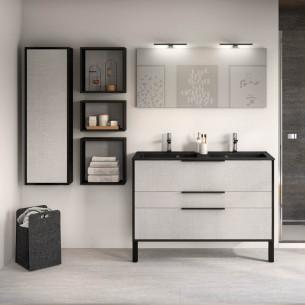 meubles de salle de bains Delpha Ultra 120