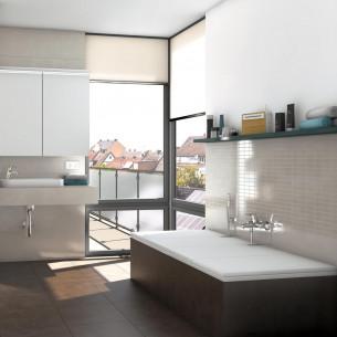 Panneaux à carreler WEDI : carrelage salle de bain   Espace Aubade
