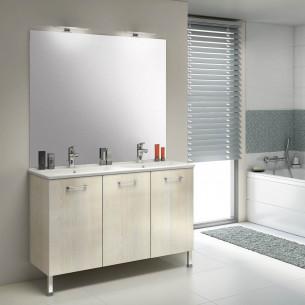 meubles de salle de bains Delpha collection Urban Pro modèle ProCERAM Deco PCR123