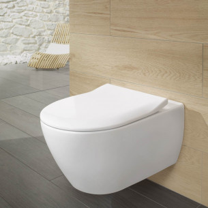 WC Villeroy & Boch Subway 2.0 + DirectFlush