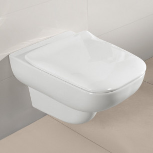 WC Villeroy & Boch cuvette à bride Joyce Direct Flush