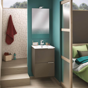 Meuble salle de bain Kub 50