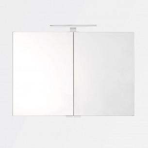 Armoire de toilette Armoire 2 portes