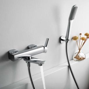 Robinet mitigeur pour bain douche Birdy de la marque Paini