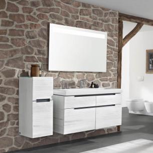 salle de bain contemporaine Subway de Villeroy & Boch