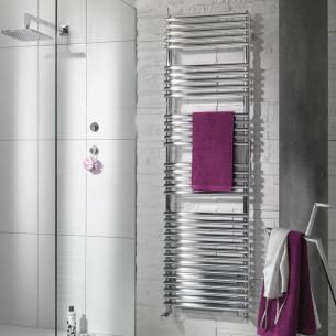 Sèche-serviettes eau chaude Cala
