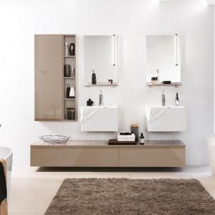 meuble salle de bain unique pure Delpha