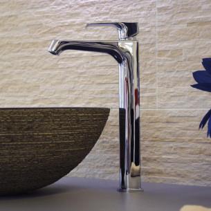Mitigeur lavabo rehaussé Zohé de Paini France