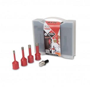 mise en oeuvre carrelage rubi kit mini dry