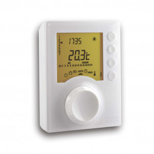 Régulation Et Thermostat Tybox 117 Delta Dore