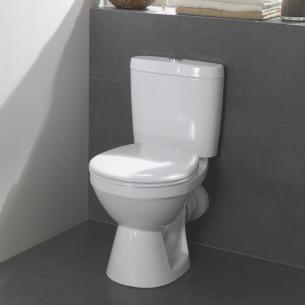 WC Corail ensemble cuvette et réservoir