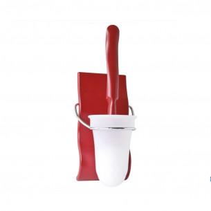 accessoires de toilette Olfa Porte-balai wc Plissé