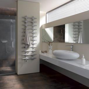 Sèche-serviettes eau chaude Ideos de Kermi