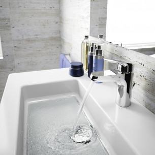 Robinet mitigeur lavabo Ch2 Okyris chromé de Porcher