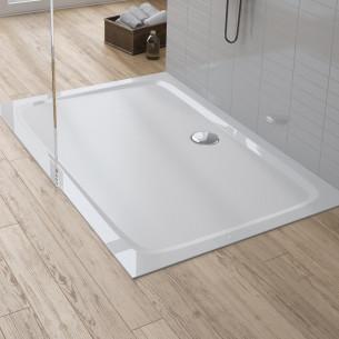 Douche receveur de douche espace aubade - Receveur douche a encastrer ...