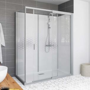 cabine de douche espace aubade. Black Bedroom Furniture Sets. Home Design Ideas