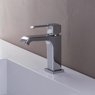 Mitigeur pour lavabo sans vidage Quadrata de Cristina