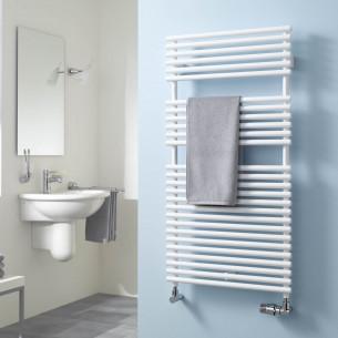Sèche-serviettes eau chaude Bagnotherm d'Arbonia