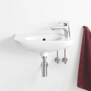 Lave-mains Villeroy & Boch lave-mains compact oval O.novo