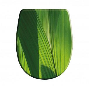 Abattant WC Olfa abattant plissé décor Ariane