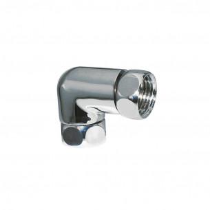 Accessoires robinets Presto raccord applique forme équerre pour robinet