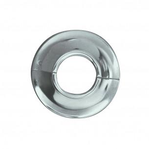 Accessoires robinets Presto rosace articulée, cache-trou pour robinet de Presto
