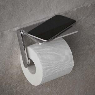 accessoire salle de bains keuco porte papier tablette plan