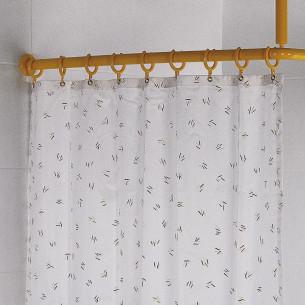 Accessoires PMR Normbau Rideau de douche pour tringle