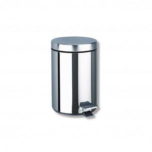 Accessoire de WC Poubelle ronde