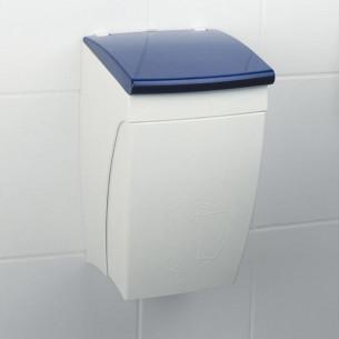 Accessoire de WC Poubelle murale