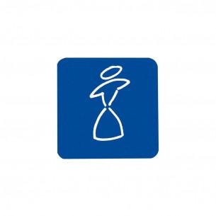 Accessoires PMR Pellet ASC Figurines adhésives