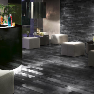 Carrelage salon moderne | Espace Aubade